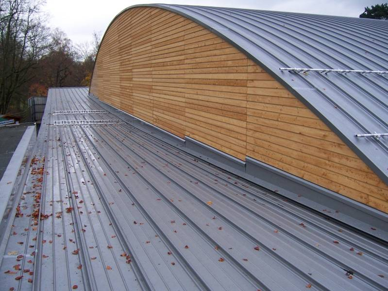 Kalzip Roof Amp Metal Profiled Sheet Roof Covering System
